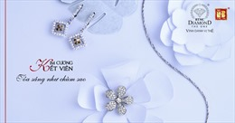 Tin vui cho người yêu thích kim cương