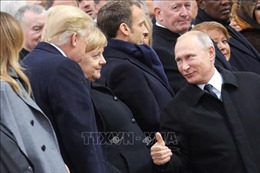 Tổng thống Nga khẳng định đã có cuộc nói chuyện tốt đẹp với Tổng thống Mỹ