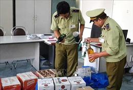Phú Yên bắt giữ số lượng lớn hàng hóa không có hóa đơn chứng từ