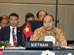 Thủ tướng Nguyễn Xuân Phúc gặp Thủ tướng Campuchia: Thúc đẩy ký kết Hiệp định Thương mại biên giới