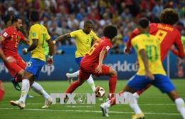 Các trận đấu World Cup có đội tuyển Brazil bị vi phạm bản quyền nhiều nhất