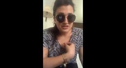 Đăng 'tút' lăng mạ xã hội Ai Cập, nữ du khách lĩnh 8 năm tù giam