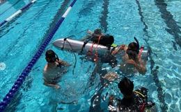 Tàu ngầm mini của tỷ phú Elon Musk đang trên đường tới Thái Lan giải cứu đội bóng