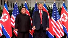 Tổng thống Trump lại ám chỉ Trung Quốc cản trở vấn đề Triều Tiên