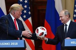 Toàn cảnh 4 giờ lịch sử 'thay đổi' quan hệ Nga - Mỹ