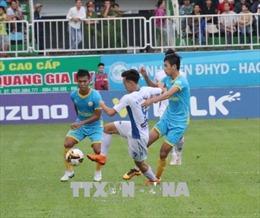 V. League 2018: Sanna Khánh Hòa BVN hòa Hải Phòng với tỷ số 0 - 0
