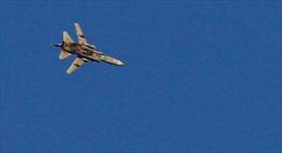 Israel bắn rơi máy bay Sukhoi xâm phạm không phận