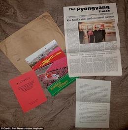 Dò được sóng đài phát thanh Triều Tiên, nhận quà bất ngờ từ Bình Nhưỡng