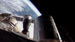 Nghi vấn thiên thạch đâm trúng trạm vũ trụ ISS, gây rò rỉ oxy