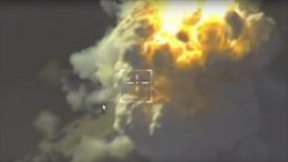 Xem chiến đấu cơ Nga 'thổi bay' loạt mục tiêu khủng bố trong chiến dịch tái chiếm Idlib