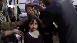 Nga tố âm mưu dàn dựng tấn công vũ khí hóa học ở Syria đã bắt đầu