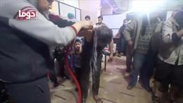 Nga tố khủng bố Syria bắt cóc trẻ mồ côi làm 'nạn nhân' vụ tấn công hóa học dàn dựng