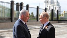 Quan hệ Nga-Israel sẽ ra sao sau vụ bắn hạ máy bay quân sự Il-20 ngoài khơi Syria?