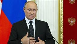 Thấy gì về chiến lược các bên sau vụ máy bay Nga Il-20 bị bắn rơi ở Syria?