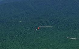 Xuất hiện thêm hình ảnh chứng minh MH370 rơi xuống rừng Campuchia
