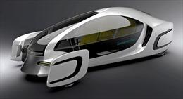 Nhật Bản sản xuất xe ô tô 90% làm từ nhựa