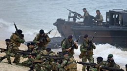 45.000 binh sĩ NATO rầm rập tiến sát biên giới Nga tập trận quy mô chưa từng thấy