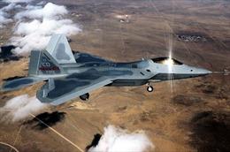 Tàng hình cơ F-22 không phải là đối thủ của S-300 trên mặt trận Syria