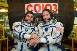Gặp gỡ hai phi hành gia Nga-Mỹ trong sự cố tàu vũ trụ Soyuz