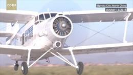 Trung Quốc biến 'huyền thoại bay' Liên Xô thành UAV vận tải lớn nhất thế giới