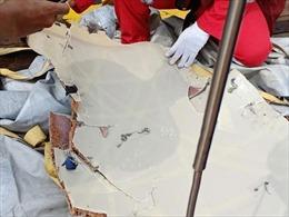 Xác định vị trí hai hộp đen của máy bay Boeing rơi