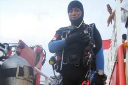 Thợ lặn tử nạn khi làm nhiệm vụ tìm kiếm máy bay Lion Air lao xuống biển
