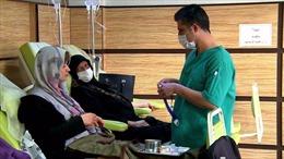 Bệnh nhân ung thư Iran 'chật vật' tìm thuốc do lệnh trừng phạt Mỹ
