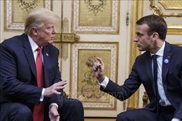 Thế giới tuần qua: Căng thẳng Trump-châu Âu 'bùng phát'; kế hoạch Brexit khủng hoảng