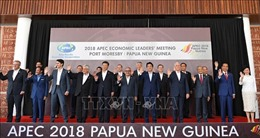 Thế giới tuần qua: Căng thẳng Mỹ-Trung phủ 'bóng đen' lên APEC 2018