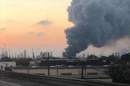 Nổ lớn gần nhà máy hóa chất ở Trung Quốc, 22 người thiệt mạng