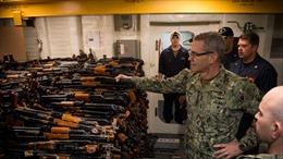 Tư lệnh Hải quân Mỹ ở Trung Đông đột tử tại Bahrain