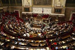 Các đảng cánh tả Quốc hội Pháp thảo luận bỏ phiếu bất tín nhiệm chính phủ