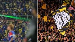 HLV Park Hang-seo lên tiếng về chiêu chơi xấu chiếu laser của CĐV Malaysia