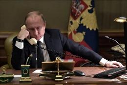 Điều gì khiến Tổng thống Putin 'thao thức' tới đêm khuya