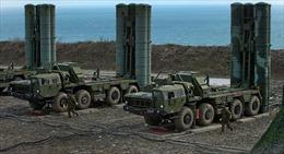 Nga rầm rộ tập trận bắn đạn thật với tên lửa S-400 tại Crimea