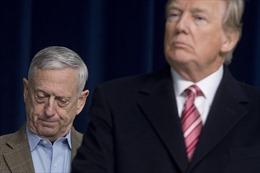 Bộ trưởng Quốc phòng Mỹ tiết lộ lý do từ chức