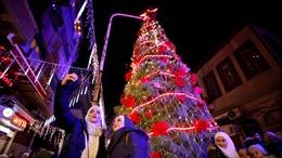 Người dân Syria mừng Giáng sinh trọn vẹn sau 7 năm nội chiến khốc liệt