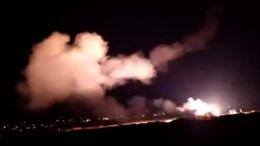 Vì sao Israel bất ngờ tấn công Syria ngay sau khi Mỹ tuyên bố rút quân?