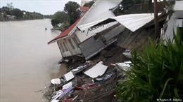 Bão Usman tràn vào Philippines ngay trước thềm Năm mới, 68 người thiệt mạng