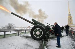 Tổng thống Nga Putin lần đầu tiết lộ quân hàm