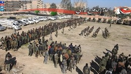 Hoàn tất huấn luyện, quân đội Syria chuẩn bị tái chiếm Đông Euphrates