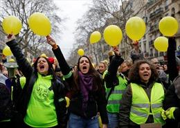 Phong trào Áo vàng sắp 'tung đòn ác mộng' đối với Chính phủ Pháp