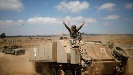 Tướng Israel thừa nhận cung cấp vũ khí cho phiến quân Syria