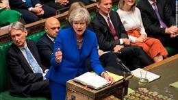 Thủ tướng Anh cảnh báo nguy cơ không Brexit nếu Quốc hội bác bỏ thỏa thuận