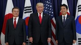 Mỹ muốn hình thành liên minh 3 bên với Nhật-Hàn để đối phó Trung Quốc
