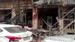 Một sĩ quan quân đội Mỹ thiệt mạng trong cuộc phục kích ở miền Đông Syria