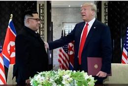 Phản ứng của nhà lãnh đạo Triều Tiên khi nhận thư của Tổng thống Trump