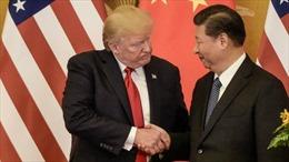 Tổng thống Trump muốn cứng rắn hơn với Trung Quốc