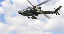 Thông điệp từ phi đội trực thăng đầu tiên của Anh tại Bắc Cực