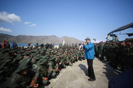 Venezuela công bố liên minh 50 quốc gia chống Mỹ can thiệp quân sự